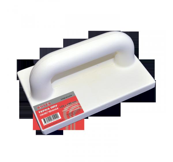 Polyurethane lightweight trowel 120 x 190 mm