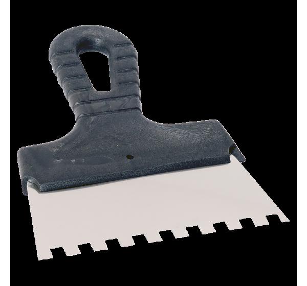 Шпатель фасадный 150 мм зуб 8x8 мм